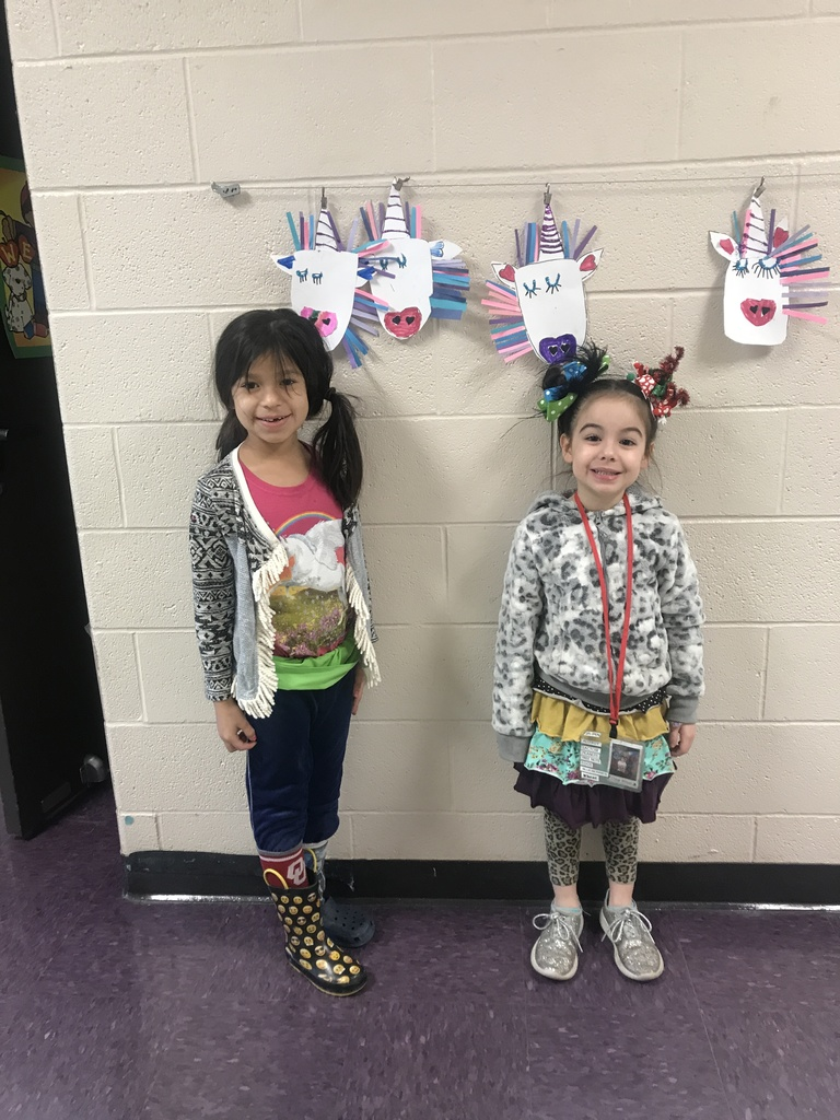 Read Across America Week: Wacky Tacky Wednesday