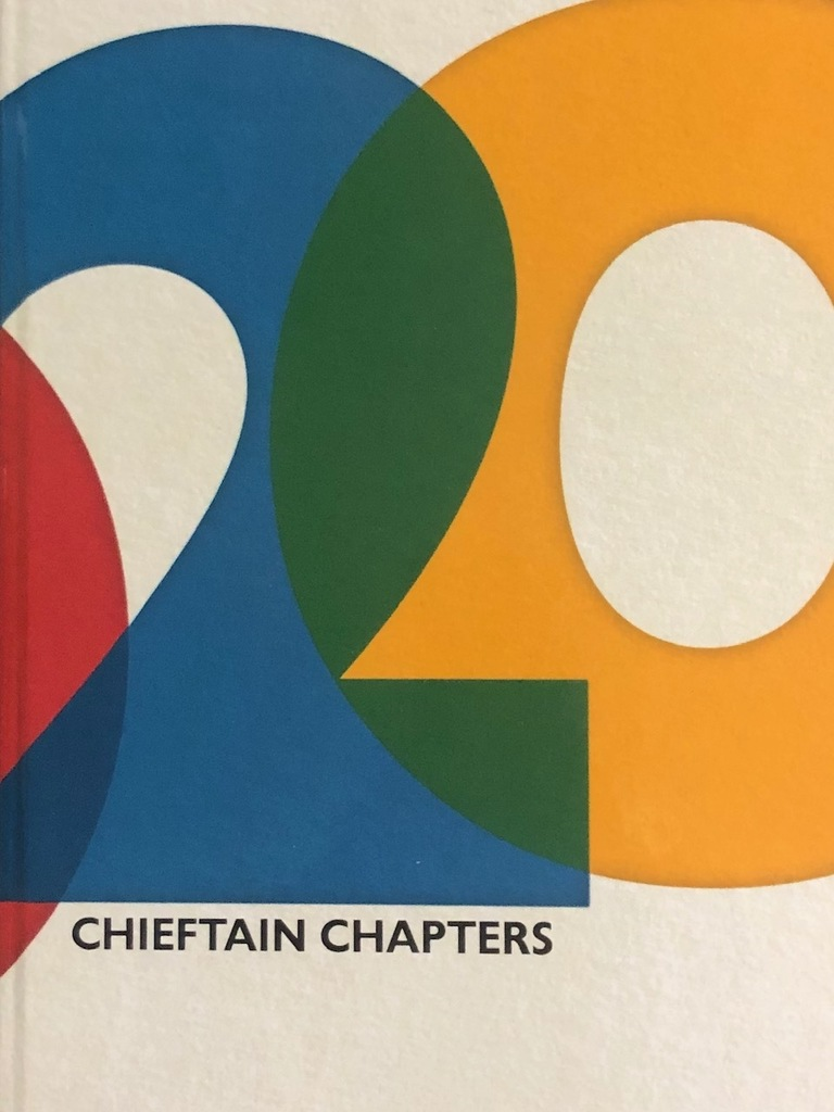 Chieftain Chapters Yearbook